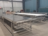 "36"" wide auto tracking belt conveyor"