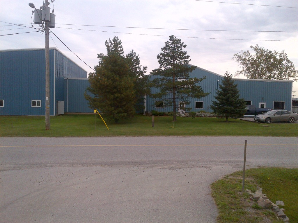 Over 15,000 sq ft of manufacturing space